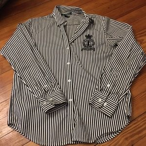 Ralph Lauren | striped button down